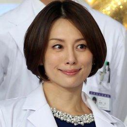 米倉涼子「ドクターX」で視聴率女王アピール目論むも…立ちはだかる2つの大きな壁