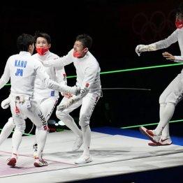フェンシング男子エペ団体「金」見延和靖<1>番狂わせに見えた激戦は「当たり」のトーナメントだった
