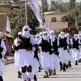 タリバンが政権を奪取 戦争はいつの時代もかたちを変えて現れ続ける