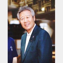 鈴木規夫氏(提供写真)