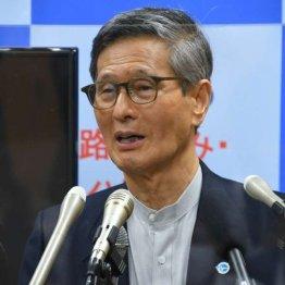 新型コロナウイルス感染症対策分科会の尾身茂会長(C)日刊ゲンダイ