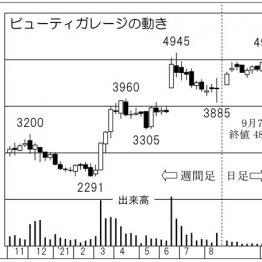 「ビューティガレージ」美容サロン向けECサイトが日本最大級に急成長