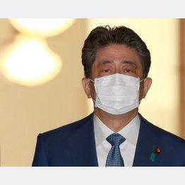 ズバリ保身(安倍前首相)/(C)日刊ゲンダイ