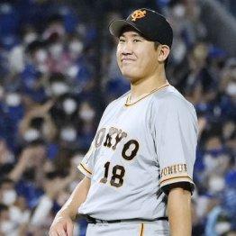 巨人・菅野は「大胆さ」を取り戻せ 原監督と本人が悲観することに問題がある