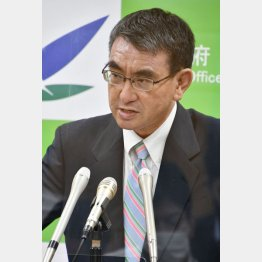 河野太郎ワクチン担当相が総理大臣になったら…(C)日刊ゲンダイ