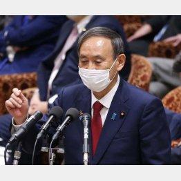 衆院予算委では「全集中の呼吸で」と…(C)日刊ゲンダイ