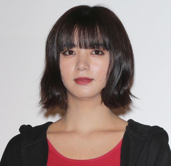 「日本一セリフの少ないヒロイン」を演じる池田エライザ(C)日刊ゲンダイ