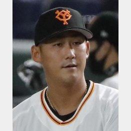 二軍再調整中の中田(C)日刊ゲンダイ