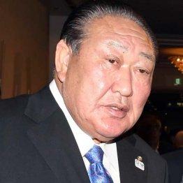 日本大学の田中英寿理事長