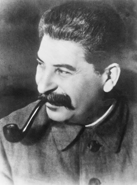 スターリンは忍耐力、粘り強さでヒトラーの比ではないともいわれる(C)共同通信社