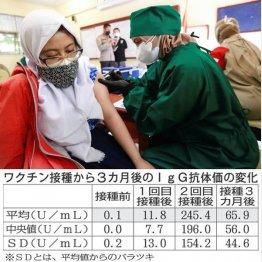 インドネシアのブースター接種は医療従事者限定(C)ロイター