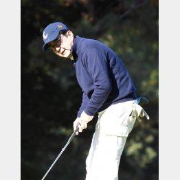 2億円超の流出先で、ゴルフ仲間がピンチ(安倍前首相)/(C)日刊ゲンダイ