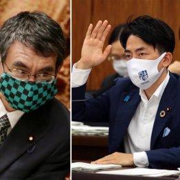 お笑い総裁選 菅首相に涙の小泉ポエム大臣が唱える党改革
