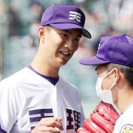 阪神のプロアマ規定違反チョンボに他球団ニンマリ 天理・達孝太をドラフト指名する球団はどこ?
