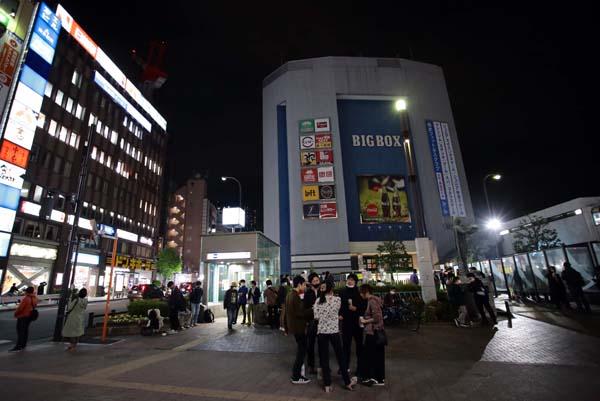 現在の高田馬場駅前(C)日刊ゲンダイ
