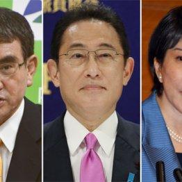 安倍・菅政権で「政治は人」と痛感 国民にウソをつかない人を選ぶべきである