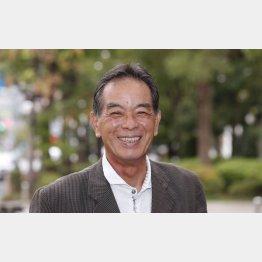 元中日、巨人、西武で活躍した中尾孝義氏(C)日刊ゲンダイ