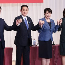 総裁選4候補の政策を検証する 舌先三寸か打ち上げ花火か
