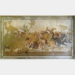図③(イタリア・ナポリ国立考古学博物館所蔵)/(C)Wikimedia Commons