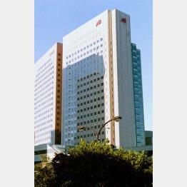 JTBは本社ビルを売却(C)日刊ゲンダイ