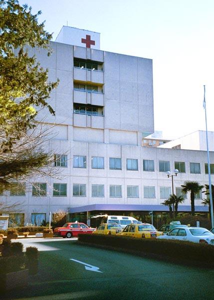 日本赤十字社医療センター(C)日刊ゲンダイ