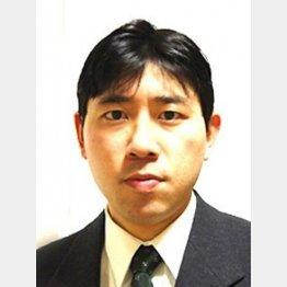 国立病院機構京都医療センター林琢磨氏(がん医療研究室室長)/(提供写真)