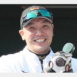 中田の嫌いなランニングメニューも課した阿部二軍監督(C)日刊ゲンダイ