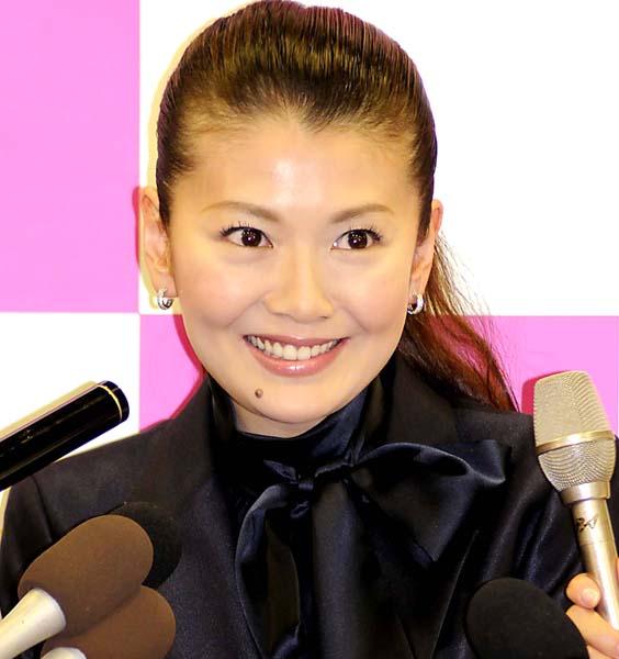 結婚会見時(2011年3月)/(C)日刊ゲンダイ