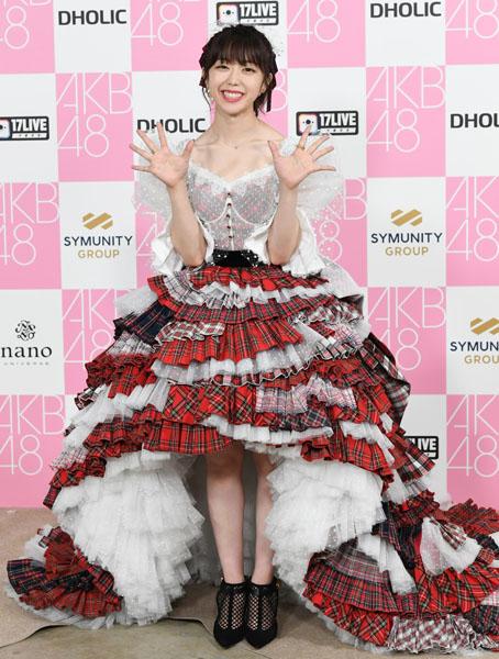 峯岸みなみ(C)AKB48
