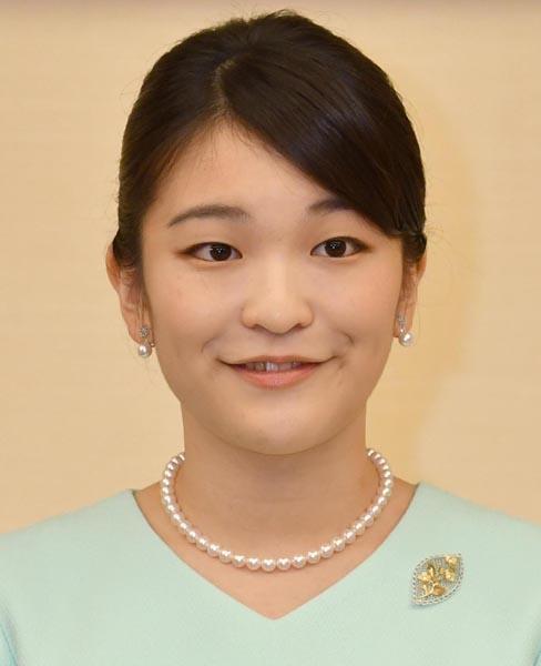 眞子さま(C)JMPA