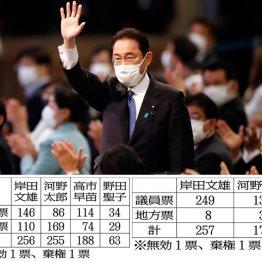"""誰が見ても""""安倍麻生傀儡"""" 岸田新政権の裏側と今後<上>"""