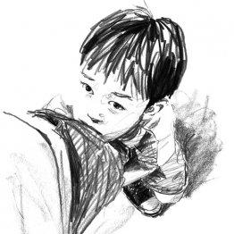 <3>悠希は5歳まで桃地を父親と勘違い