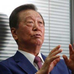 立憲民主党・小沢一郎氏「野党には非常に厳しい選挙」東京8区のドタバタにも苦言呈す