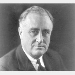 ルーズベルトは妥協しない性格だった(C)Newscom/共同通信イメージズ