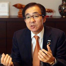 SMBCコンシューマーファイナンス(プロミス)金子良平社長<4>年2回、役員一人一人に手紙を書いている