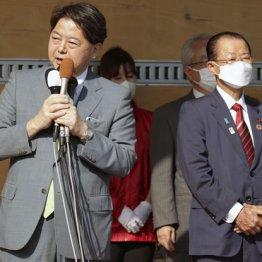 【山口】3区では将来の首相を目指す林芳正氏に反発の声も 河村元官房長官と大モメ