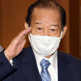 【和歌山】人気に陰り…82歳の二階俊博氏は出馬せざるを得なかった
