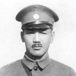 若き日の蒋介石