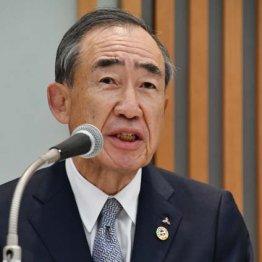 三菱電機<上>柵山正樹取締役会長は不正検査問題で引責辞任