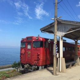盛り上がる四国の旅「愛媛&高知」観光列車とまち歩きでリフレッシュ